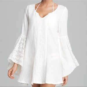 L*Space White Boardwalk Cover Up Tunic